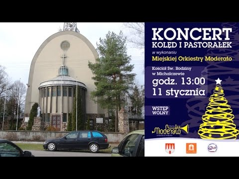Fragment Koncertu Orkiestry Moderato w Michalczewie – 11 styczeń 2015