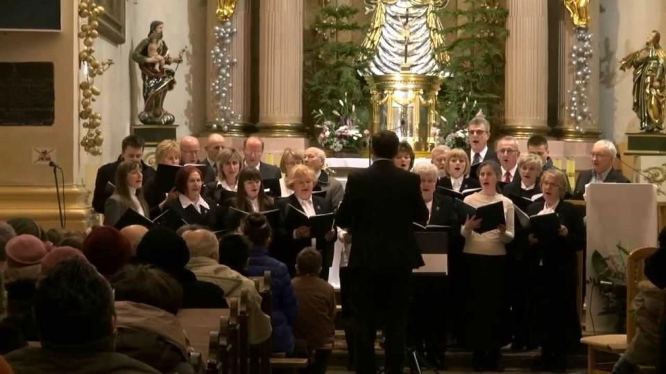 Koncert 3 Chórów w kościele M.B. Szkaplerznej – 13 stycznia 2014