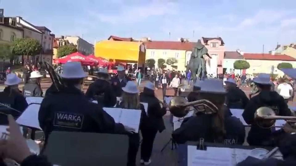 Koncert Orkiestry Moderato na Rynku – 19 października 2014