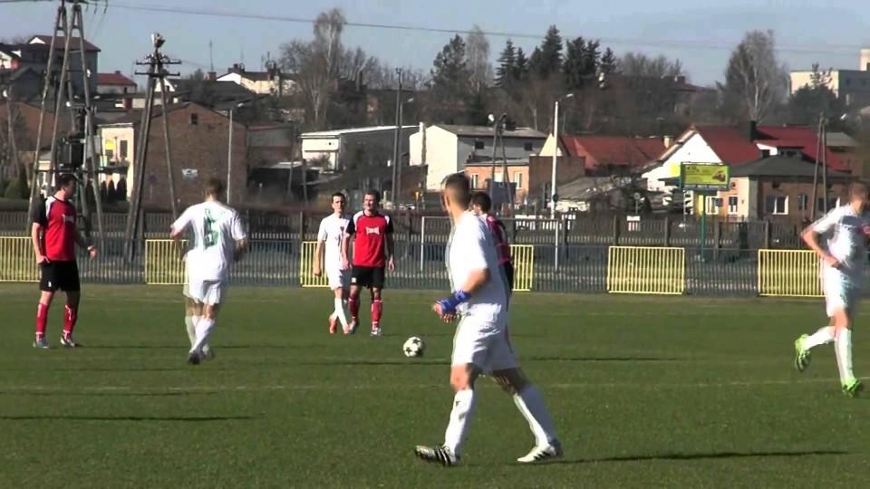 Mecz seniorów KS Warka – Proch Pionki – 29 marca 2014