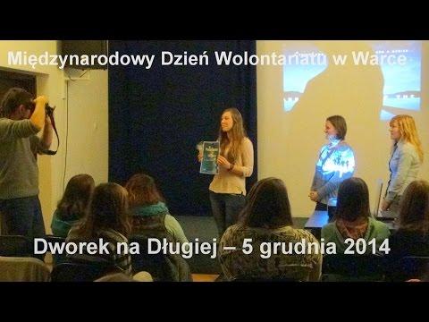 Międzynarodowy Dzień Wolontariatu – 5 grudnia 2014