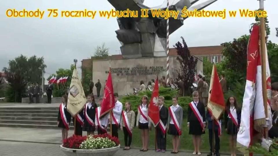 Obchody 75. rocznicy wybuchu II Wojny Światowej – 1 września 2014