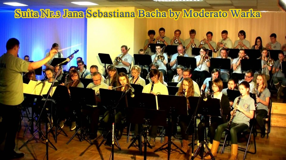 Suita nr 3 Sebastiana Bacha by Moderato – 1 lutego 2014