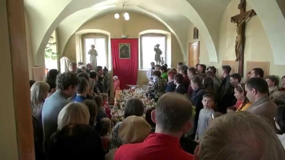 Wielka Sobota w Wareckich Parafiach – 19 kwietnia 2014