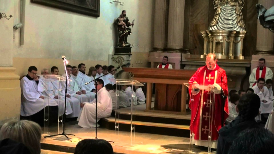 Wielki Piątek w Parafii M.B. Szkaplerznej – 18 kwietnia 2014