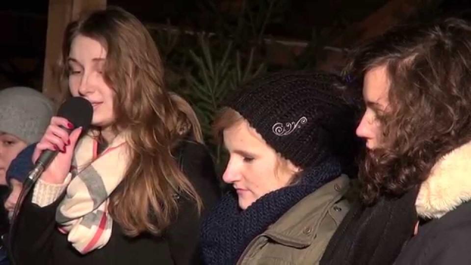 Wigilia Miejska  i Koncert Cantabile – 21 grudnia 2014