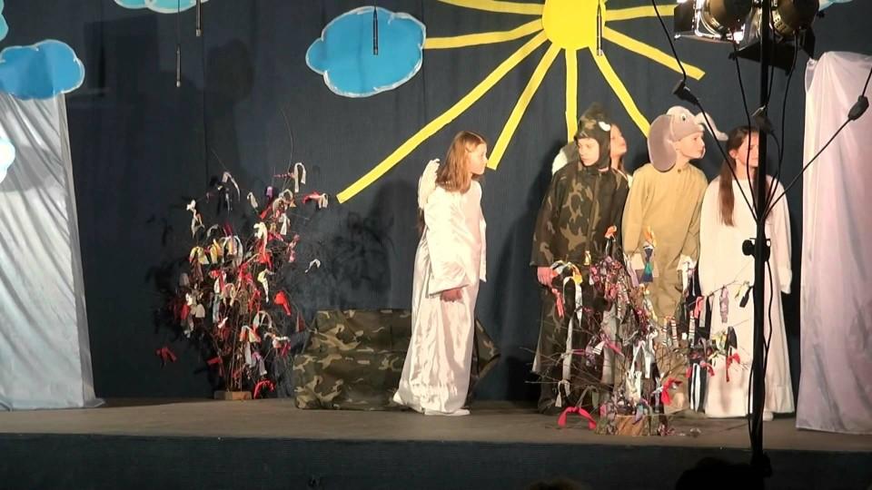 XV Premiera Teatrzyku Figielek w Rozniszewie – 8 lutego 2014