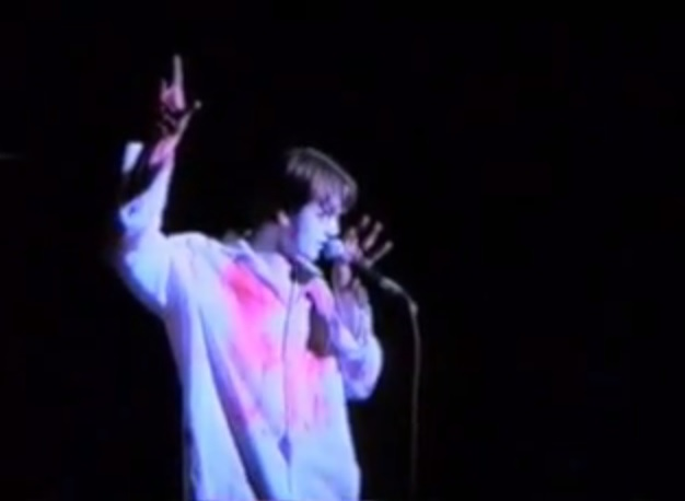 "Dance Macabre – Nick Cave ""Krwawa prawa dłoń"" – 23 września 2000"