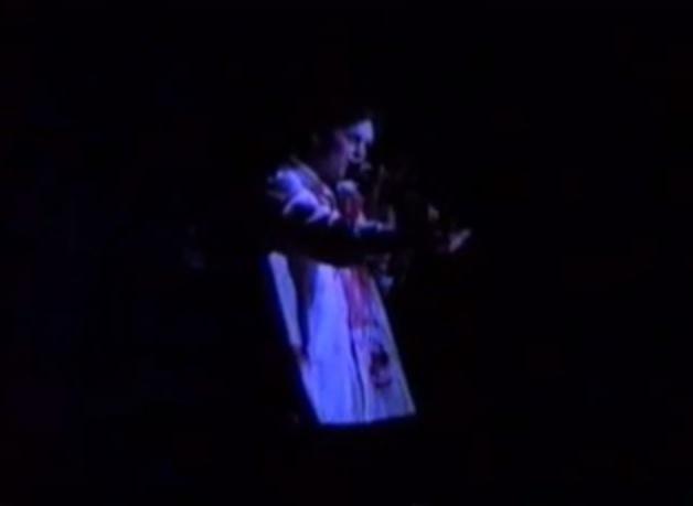 """Dance Macabre – Nick Cave """"BIS – Krwawa prawa dłoń"""" – 23 września 2000"""