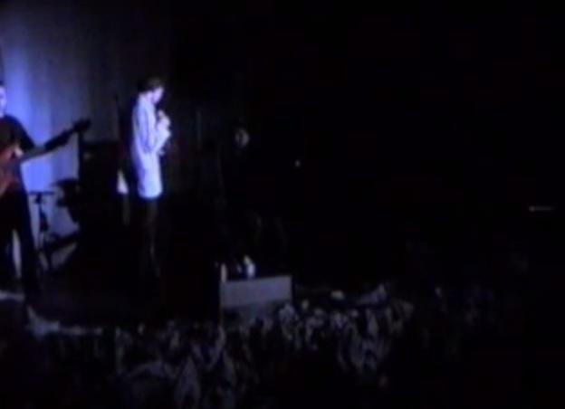 """Dance Macabre – Nick Cave """"BIS – Pomarańczowy gaj"""" – 23 września 2000"""