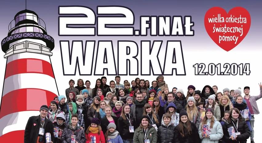 WARKA WOŚP is HAPPY – 12 stycznia 2014