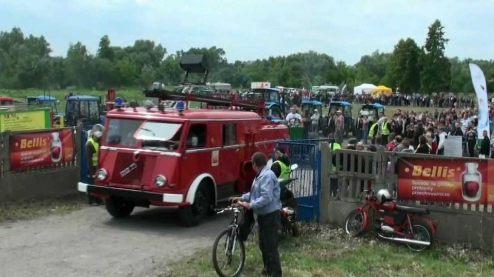 III Międzynarodowa Wystawa Maszyn i Technologii Rolniczych w Warce – 3-4 czerwca 2012