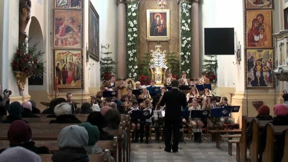 Koncert Kolęd Orkiestry Moderato w Kościele Matki Bożej Szkaplerznej – 29 stycznia 2012