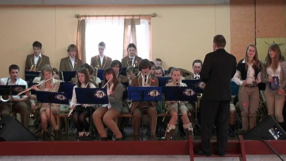 Koncert Orkiestry Moderato na Finał WOŚP w Warce –  8 stycznia 2012