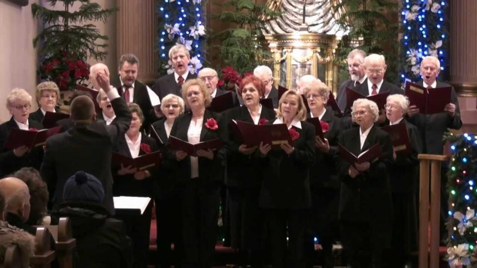 Koncert Wareckich Chórów w Kościele Matki Bożej Szkaplerznej – 15 stycznia 2012