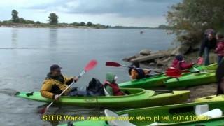 Marcinowy Spływ Kajakowy Radomką i Wisłą z Brzózy do Kłody – 21 września 2013