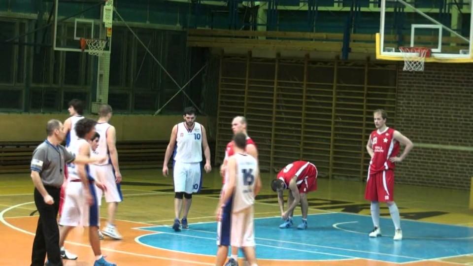 Mecz II Ligi Koszykówki Pułaski Warka – Wisła Kraków – 12 stycznia 2013