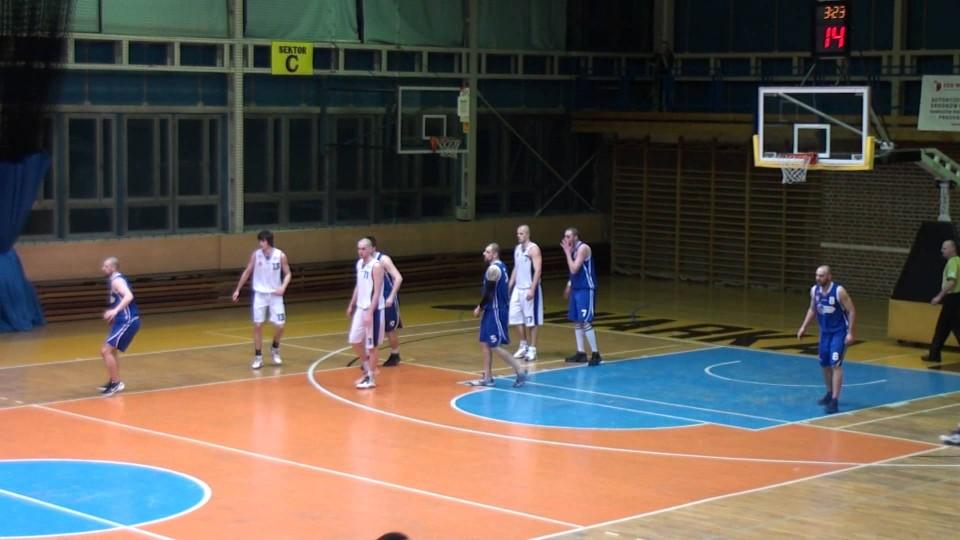 Mecz koszykówki o awans do I ligi KS PUŁASKI – PWiK Piaseczno – 27 marca 2013