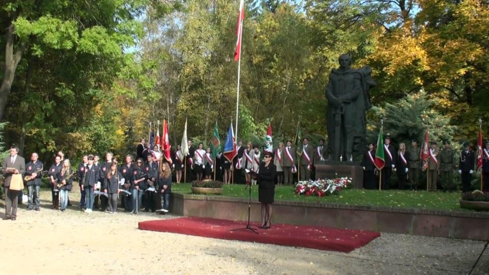 Obchody Dnia Pułaskiego w Warce – 11 października 2013