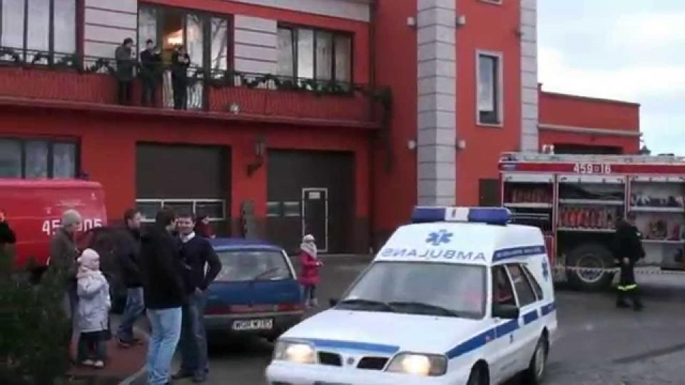 Pokazowa Akcja Ratownicza w Wareckiej Straży Pożarnej – 8 stycznia 2012