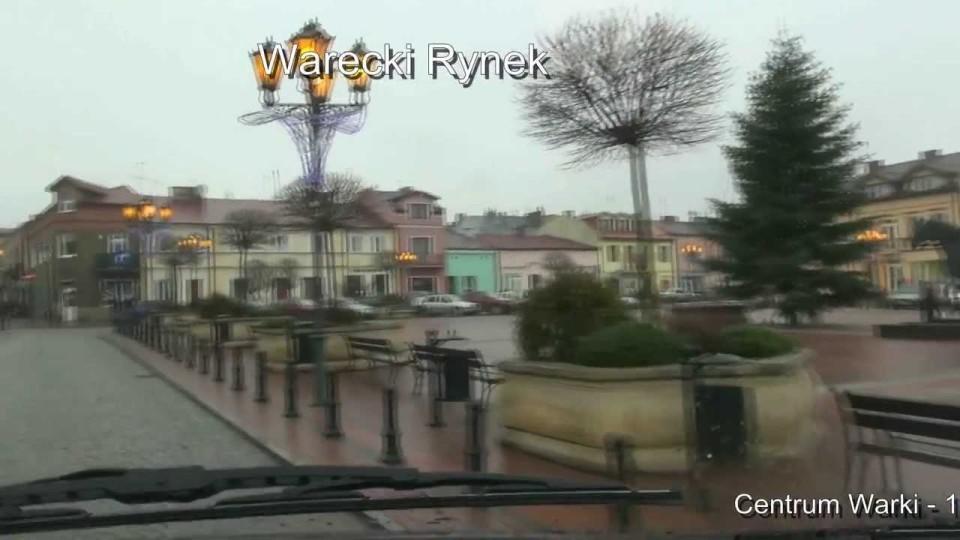 Warecka Video Pocztówka – 14 grudnia 2013