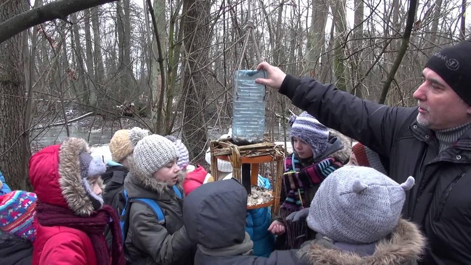 Ferie w Warce cz.V – Park na Winiarach – 30 stycznia 2015