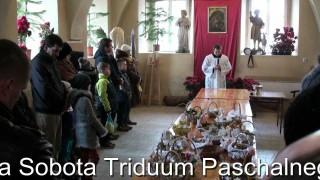 Wielka Sobota Triduum Paschalnego w Wareckich parafiach – 30 marca 2013