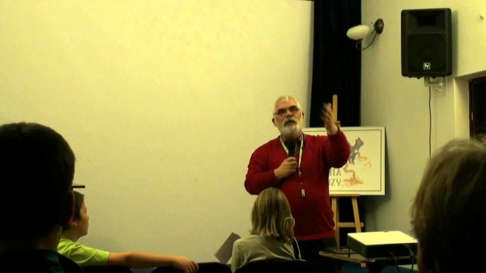 Warecka Akademia Wiedzy – Wykład o GMO – 7 marca 2013