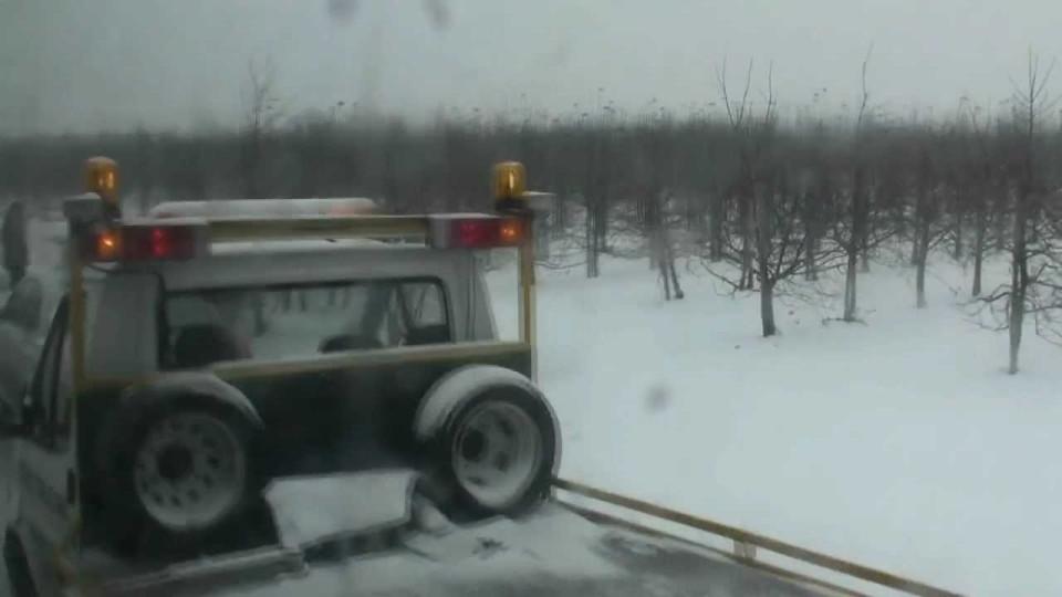 Wypadek drogowy w Piasecznie pod Warką – 15 lutego 2012