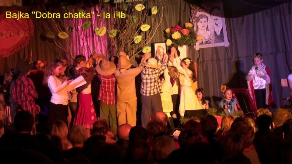 Przedstawienie Półroczne w Szkole Podstawowej Nr 2 w Warce – 11 stycznia 2012