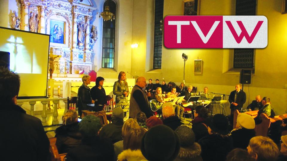 """Koncert Muzyki Chrześcijańskiej """"Śpiewaj przy Farnej"""" – Stary Zespół Młodzieżowy plus – 1 marca 2015"""