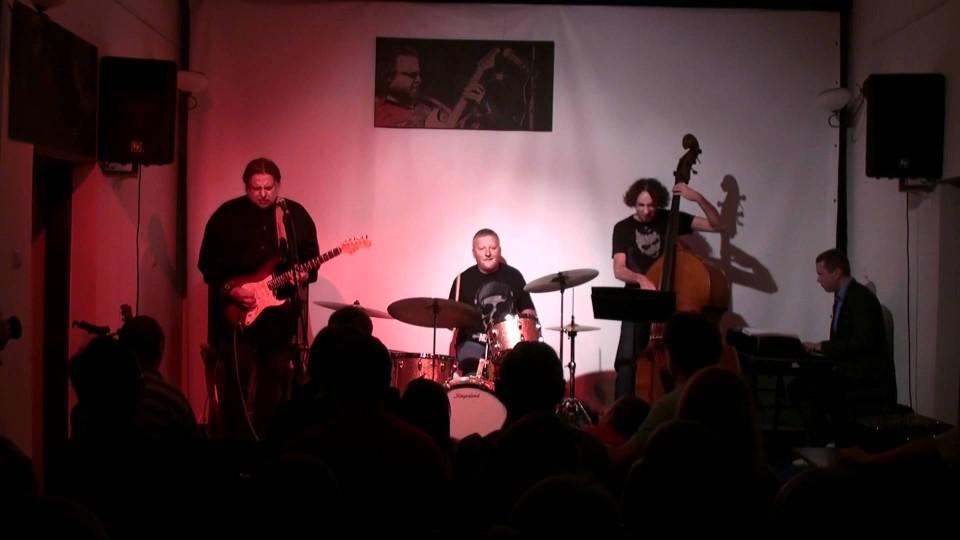 Warecki Klub Jazzowy – Jarosław Śmietana Live – 3 października 2011