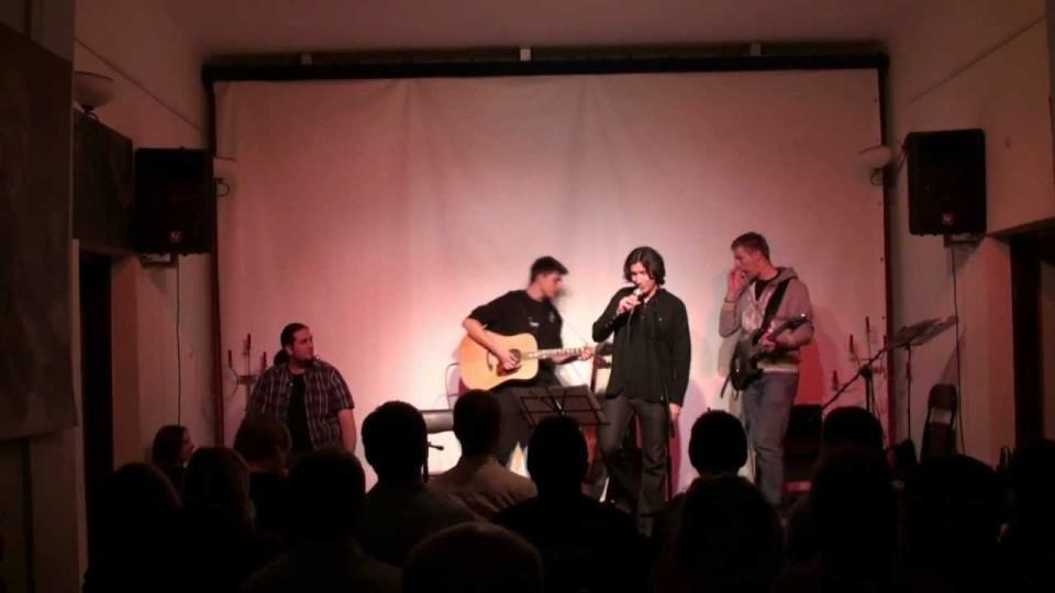 Koncert Dariusza Rączki i zespołu Fantasmagoria w Warce – 22 października 2011