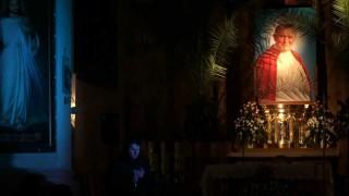 Koncert dla JP II w kościele MB Szkaplerznej – Bartek Jaskot – 21 października 2011