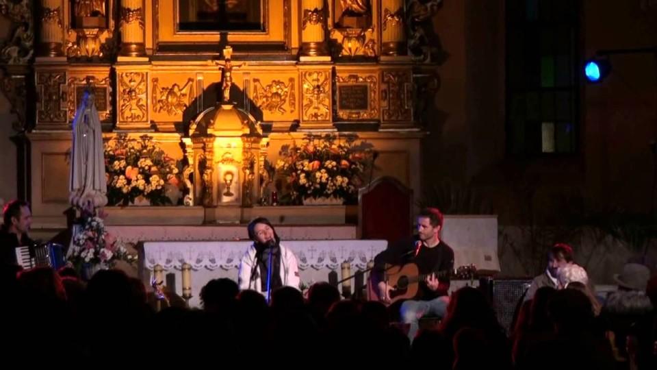 """Koncert Muzyki Chrześcijańskiej """"Śpiewaj przy Farnej"""" – Magda Anioł – 29 października 2012"""