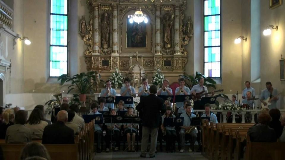 Koncert Orkiestry Dętej Moderato z okazji 100 lat – 3 lipca 2011