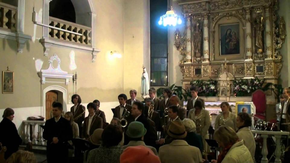 Koncert Pieśni Papieskich w wykonaniu orkiestry Moderato – 23 października 2011
