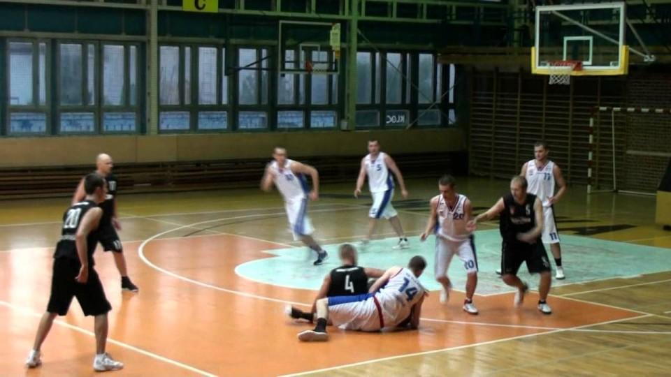 Mecz II ligi koszykówki – KS Pułaski Warka – UKS Siemaszka – 15 października 2011