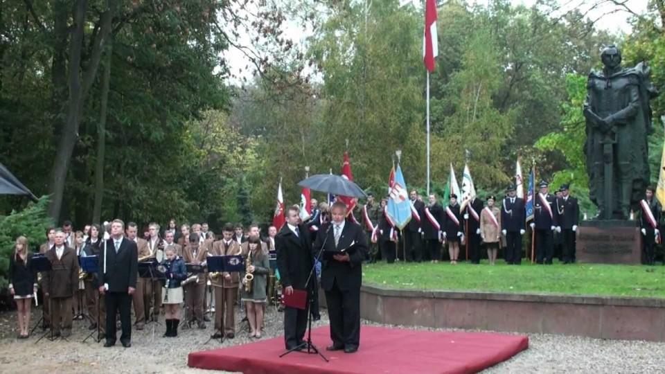 Uroczystość 232. rocznicy śmierci Kazimierza Pułaskiego – 11 października 2011