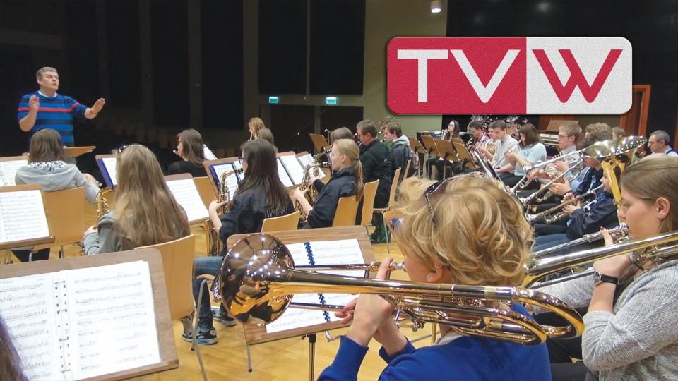 Próba Wareckiej Orkiestry Moderato w Kielcach – 21 marca 2015