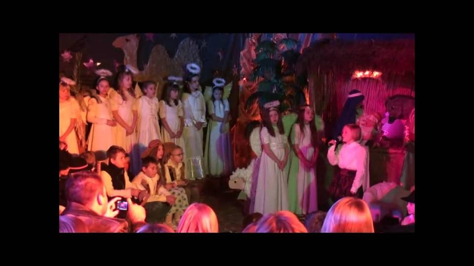 Przedstawienie Jasełkowe w wykonaniu uczniów PSP nr 1 – 7 stycznia 2011