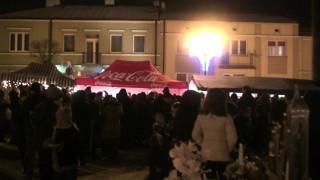 Świąteczna Warka – Wigilia na Rynku – 23 grudzień 2012