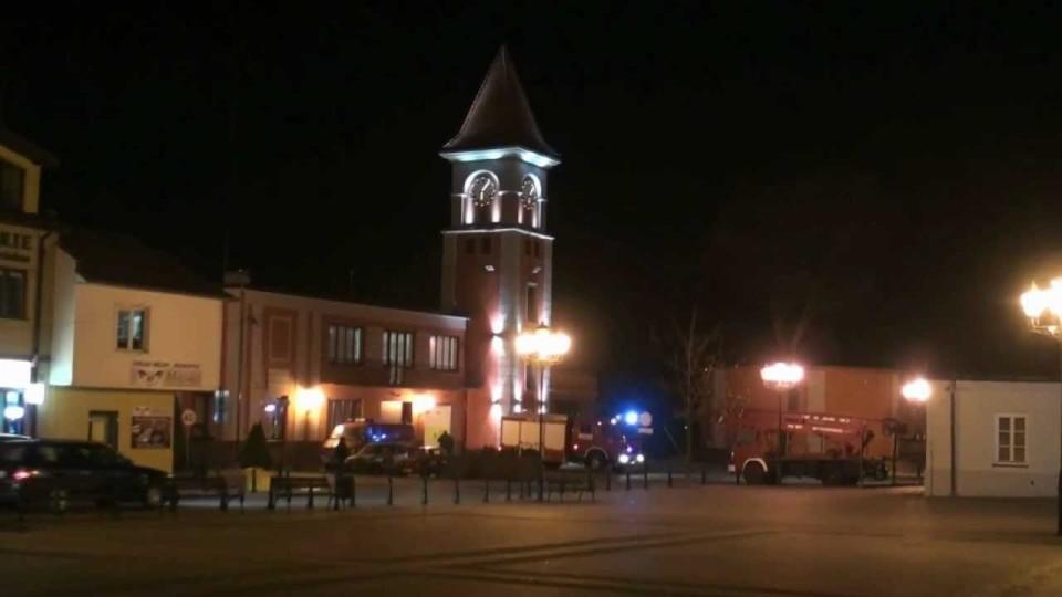 Wyjazd wareckiej Ochotniczej Straży Pożarnej na akcję – 19 listopada 2011
