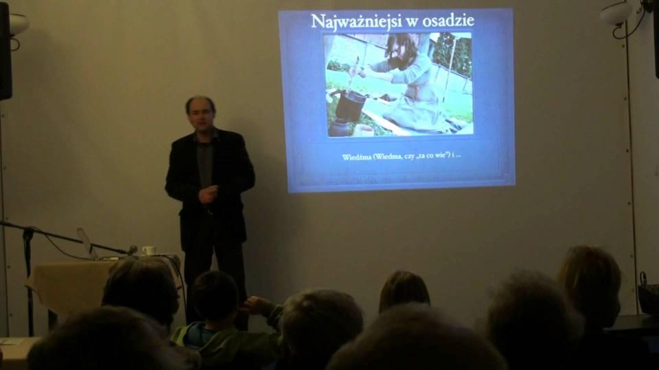 """Wykład Daniela Sukniewicza w WAW """"Początki Mazowsza"""" – 8 listopada 2012"""