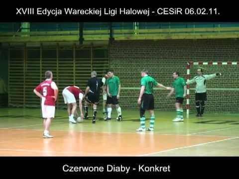 XVIII edycja Wareckiej Ligi Halowej w CeSiR Warka – 6 lutego 2011