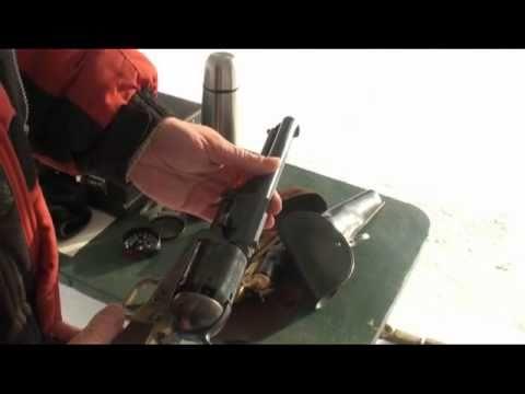 Zawody strzeleckie czarnoprochowców na strzelnicy – 16 stycznia 2011