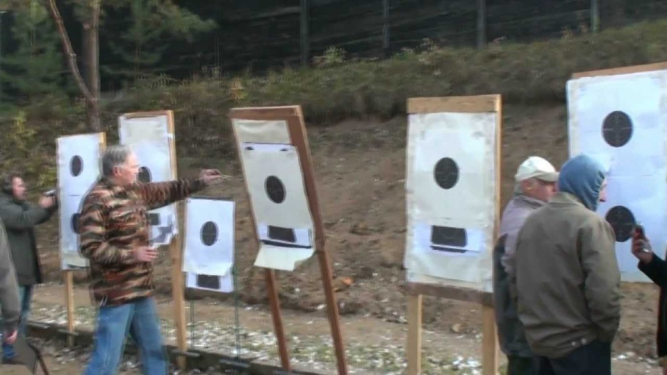 Zawody strzeleckie z kbk AK i trening czarno prochowców – 5-6 listopada 2011