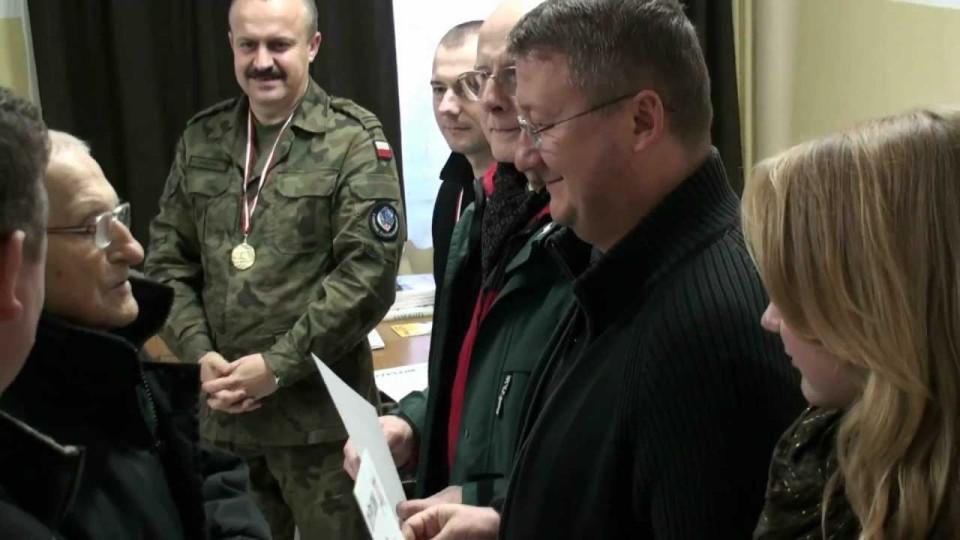 Zawody strzeleckie z okazji 181. rocznicy Powstania Listopadowego – 26 listopada 2011