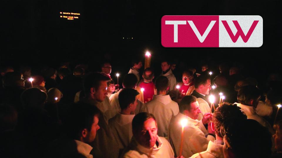 Zwiastun Wigilii Paschalnej u MB Wareckiej – 4 kwietnia 2015