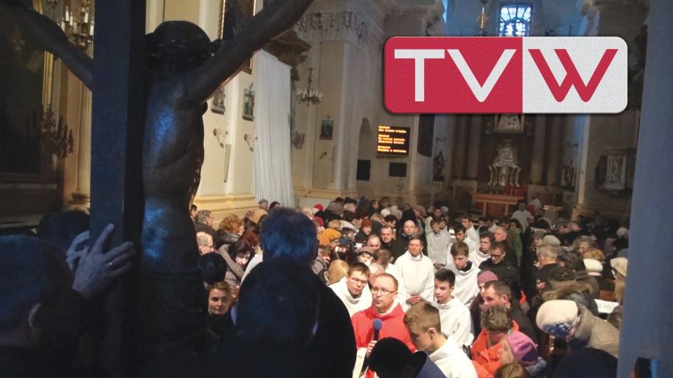 Adoracja Krzyża Świętego u Matki Bożej Wareckiej – 3 kwietnia 2015